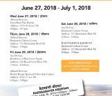 Annual Calgary Keertan Samagam 2018