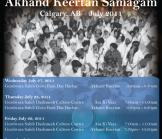 Annual Calgary Akhand Keertan Samagam - July 2011