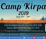 Camp Kirpa 2019
