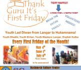 Thank Guru It's First Friday-Youth Darbar and Youth Langar