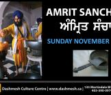 Amrit Sanchaar November 9 2014