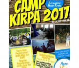Camp Kirpa 2017-July 11 to July 16