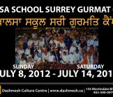 Khalsa School Surrey Gurmat Camp