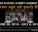 Gurmat Camp - June 29 to July 5 (By Khalsa School Surrey)