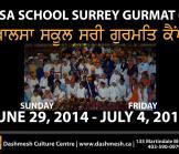 Gurmat Camp - June 29 to July 5 (By Khalsa School Surrey)