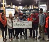 Sikh Youth Calgary raise $51,985 for Calgary Food Bank