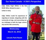 Baltej Singh Dhillon-First Sikh RCMP Officer
